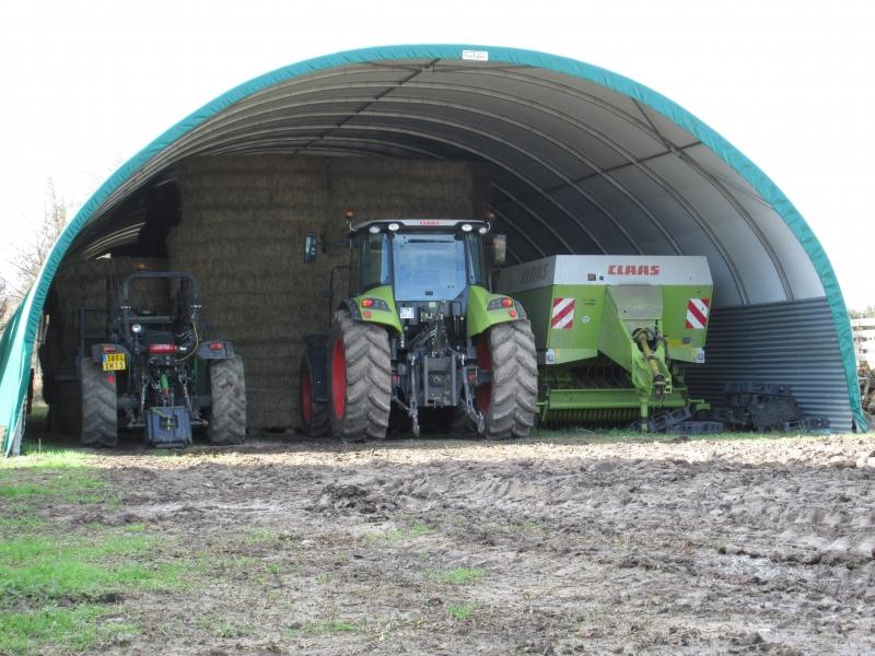 Capannone agricolo - Francia
